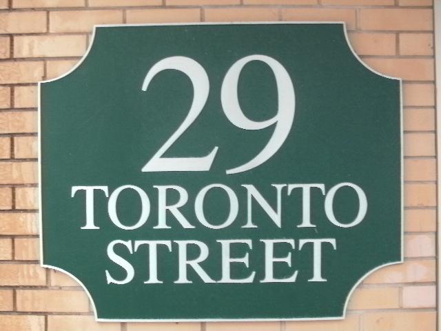 29 Toronto Street Logo